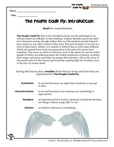 Introduction to The People Could Fly