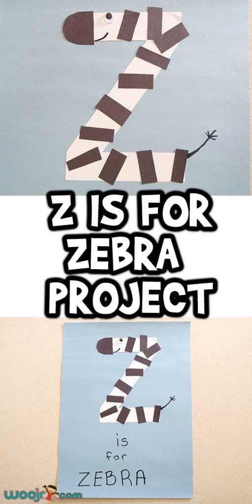 Z is for Zebra Project