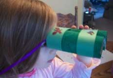Play Binoculars Craft