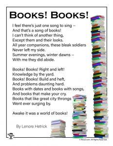 Books Books Children's Poem