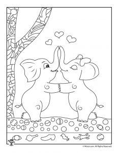 Elephant Hidden Pictures