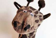 G Giraffe Craft