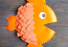 G Goldfish Craft