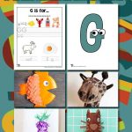 Letter G Worksheets & Crafts