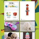 Letter I Worksheets & Crafts