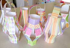 L Lanterns Craft