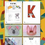 Letter K Worksheets & Crafts