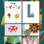 Letter L Worksheets & Crafts