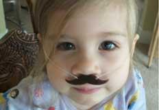 M Mustache Craft