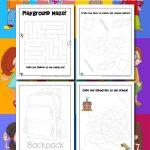 Fine Motor Practice Worksheets – Get Ready for Preschool!