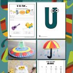 Letter U Worksheets & Crafts