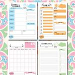 Printable Planner Pages – Daily, Weekly & Monthly Layouts!