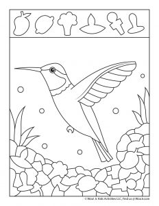 Xantu's Hummingbird Hidden Objects