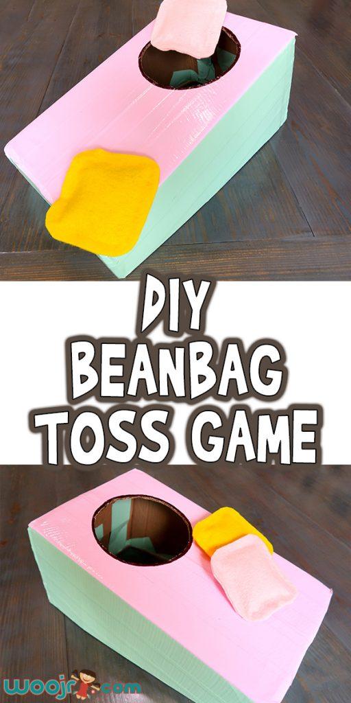 DIY Beanbag Toss Game