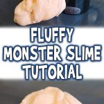 Fluffy Monster Slime Tutorial
