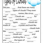 Weather Ad Libs for Kids