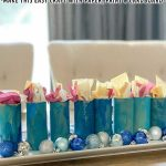 Easy Hanukkah Candle Craft for Kids