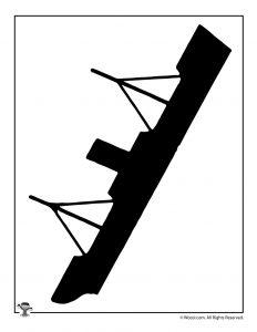Ship Transportation Art Printable