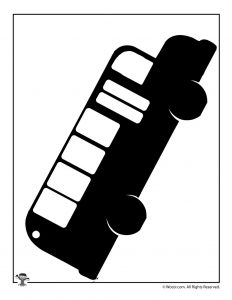School Bus Transportation Pattern