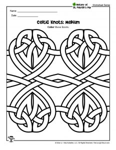 St. Patrick's Day Celtic Knot