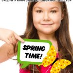 Printable Spring Photo Props