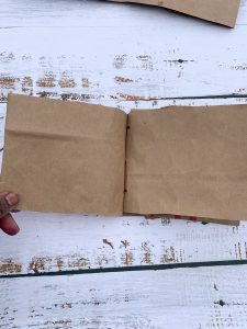 Make Your Own Paper Bag Journal