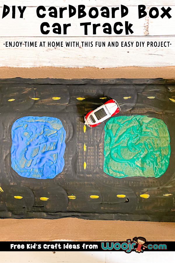 DIY Toy Car Track