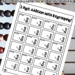 Math Regrouping Worksheets