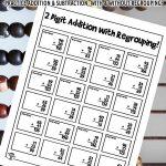Math Regrouping Worksheets