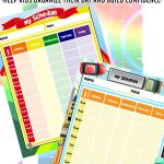 Printable Schedules for Kids
