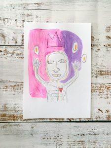 Basquiat Art Kids