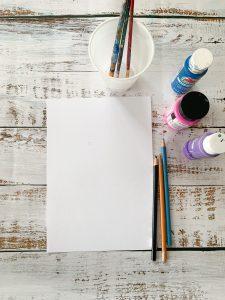 Beginning Basquiat Art Supplies