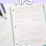 Note Taking Tips For Teens