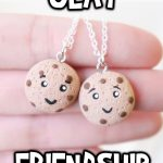 Polymer Clay Friendship Necklaces