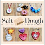 6 Easy Salt Dough Craft Ideas
