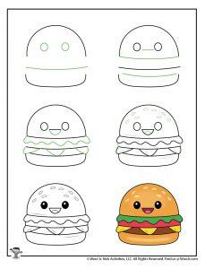 Cute Kawaii Drawing Lessons