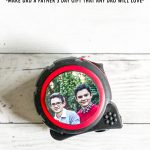 Father's Day Gift Idea – Photo Measuring Tape