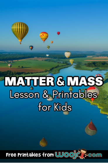 Matter and Mass for Kids