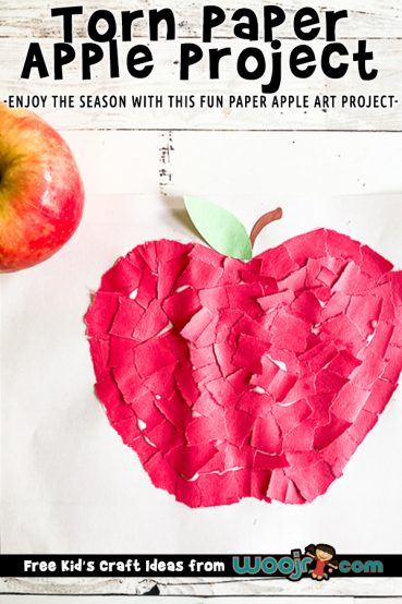 Apple Art Project