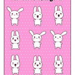 Kawaii Activity Pages for Kids