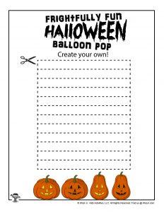 Create Your Own Halloween Fun