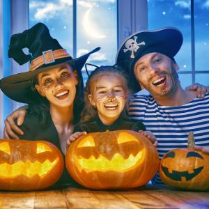 Virtual Halloween Costume Contest