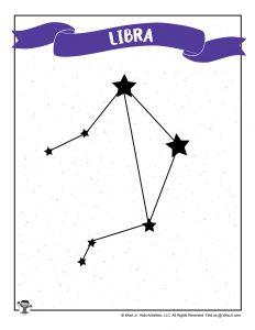 Libra Astrology for Kids
