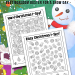 Christmas I Spy Games for Kids