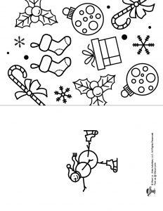 Holiday Season Printable Card