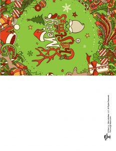 Merry Christmas Print at Home