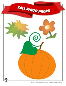 Printable Autumn Crafts for Kids