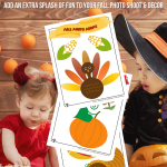 Printable Fall Photo Props