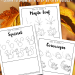 Thanksgiving Drawing Tutorials for Kids