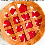 Paper Plate Pie Craft Project for Kids